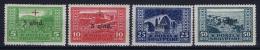 Albania:  Mi Nr 96 - 99 1924  MH/* - Albania