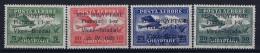 Albania:  Mi  Nr  162 - 164 MH/* Airmail  1928 - Albania