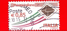 ITALIA - Usato - 2013 - Posta Italiana - 0.85 € • Busta Che Spicca Il Volo - 2011-...: Usati