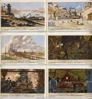 Liebig 1938 Sanguinetti N. 1388 Il Sottosuolo D'Italia (Italia) € 11 - Liebig
