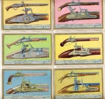 Liebig 1964 Sanguinetti N. 1802 Pistole Antiche (Italia) € 3 - Liebig