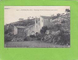 CPA - BAIXAS - Ermitage Sainte Catherine  - éditeur Brun - France