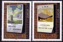 Europa - CEPT 2003 - Irlande - Yvert Nr. 1504/1505 - Michel  Nr. 1499/1500  ** - Europa-CEPT