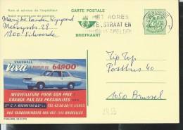 Publibel Obl. N° 2433 ( Automobile; Cars; VAUXHALL; Viva à Partir De 64.900 Frb(1600€)obl: Vilvoorde 1973 - Publibels