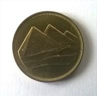Monnaies - Egypte - 5 Piastres 1984 - - Egypte