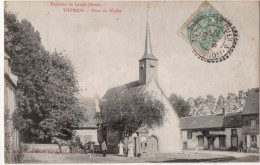 Thubeuf Place De L église - Autres Communes