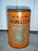 Boite Ancienne Ovomaltine - Boîtes