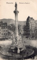 CPA   --  DPT 13  --  MARSEILLE  --  FONTAINE  CANTINI........ - Monumenten