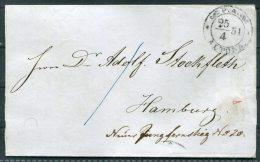 1851 Altona - Hamburg Wrapper - Hamburg