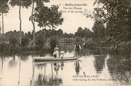 SAILLY-LAURETTE - Vue Des Etangs - 1941 - - Non Classés