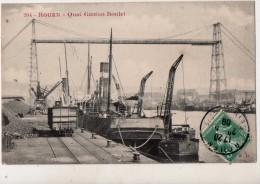 Rouen  Quai Gaston Boulet - Rouen