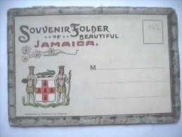 Jamaica Souvenir Folder With 22 Nice Views - Jamaica