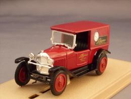 Eligor 1058, Citroën 5CV Camionnette Longines, 1926, 1:43 - Eligor