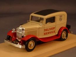 Eligor 1217, Ford V8 Delivery Van Philips, 1934, 1:43 - Eligor