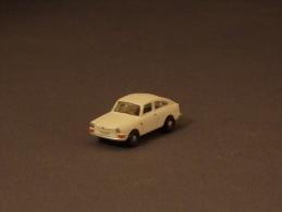 Lemke MiNis LC4104, VW 1600 TL, 1966, 1:160 - Cars & 4-wheels