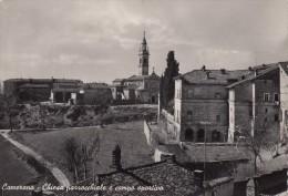 10182-CAMERANO(ANCONA)-CHIESA PARROCCHIALE-CAMPO SPORTIVO-FG - Ancona
