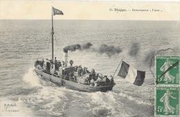 Dieppe - Remorqueur Furet - Edition A.B. Successeur - Remorqueurs