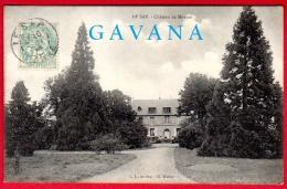 61 LE SAP - Le Chateau De Monnai - Frankrijk
