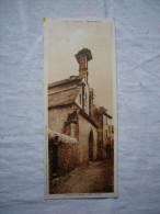 CPA éditée Par Grande Chocolaterie Cantaloup Catala Mur De Barrez Rouergue 9 X 23 Cm - Publicité