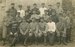 Militaria - Guerre 1914-18 - Militaires - Régiment - Carte Photo - Plusieurs Régiments ( N°1,26,45,99,53,113,57,101 ) - Guerre 1914-18