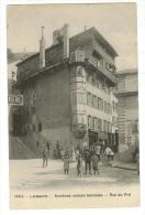 Suisse /Schweiz/Svizzera/Switzerland // Vaud // Lausanne, Ancienne Maison Bernoise, Rue Du Pré - VD Vaud