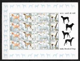 # Inde 2005 Mi N° 2070-2073 (**) Bloc - Hojas Bloque