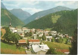 O84 Rocca Pietore (Belluno) - Dolomiti - Panorama / Non Viaggiata - Italia