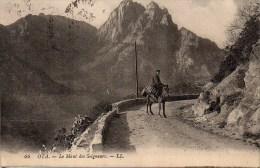 2A  OTA  - Le Mont Des Seigneurs - Autres Communes