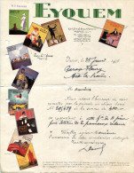 """ EYQUEM ""  191,193,195 BOULEVARD PERERE PARIS - Auto's"