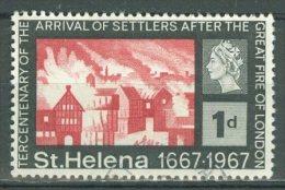 ST. HELENA 1967: Sc 197 / YT 183, O - FREE SHIPPING ABOVE 10 EURO - Isola Di Sant'Elena