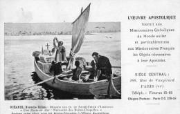 511Cc  Nouvelle Guinée Une Messe En Mer (rare) - Papouasie-Nouvelle-Guinée