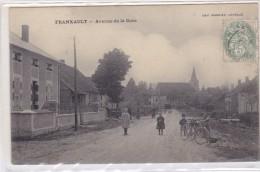 Franxault - Avenue De La Gare - France