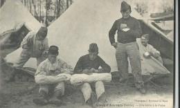 Camp D'auvours Lettrea La Payse - Régiments