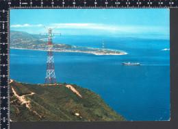 La Costa Viola (RC) Veduta Dello Stretto Di Messina - Radioamatori 1977 - MR - Unclassified