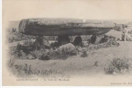 N°43 - LOCMARIAQUER - La Table Des Marchands - Locmariaquer