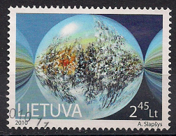 Litauen  (2010)  Mi.Nr.  1052  gest. / used  (ea66)