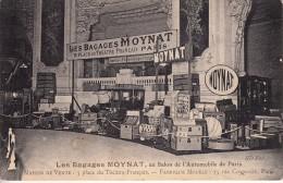 Thématiques 75 Paris 01 Les Bagages Moynat Au Salon De L'Automobile De Paris 5 Place Du Théâtre Français 15 Rue Coysevox - Arrondissement: 01