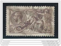 Great  Britain         Yvert     153               O               Gebruikt  /  Cancelled - 1902-1951 (Koningen)