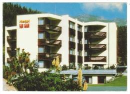 Suisse /Schweiz/Svizzera/Switzerland // Grisons  //  St.Moritz, Hôtel San Gian - GR Grisons