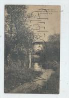 Barlieu (18) : Le Pont Du Chemin De Fer Prise Des Bords De L´Ionne  En 1926 (animé) PF. - Autres Communes