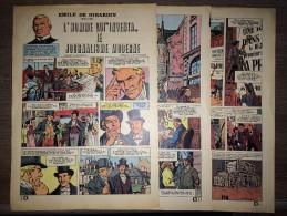 HISTOIRE COMPLÈTE ILLUSTREE EMILE DE GIRARDIN L HOMME QUI INVENTA LE JOURNALISME MODERNE - Vieux Papiers