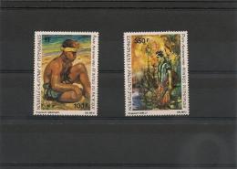 NOUVELLE CALÉDONIE Année 1983 N°Y/T :234/235** Côte 16,80 € - Poste Aérienne
