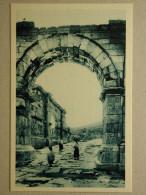 Djemila, Arc Sur Le Gardo - Setif