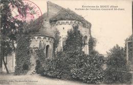 MOUY  Ruines TTB - Mouy