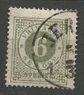 SUEDE N° 19A OBL - Service