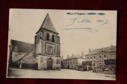 ATTIGNY - L'Eglise - Attigny