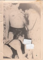 PORNOGRAPHY-NUS-NU-NUDO-NUDI-NAKED-SEX-FOTO-PHOTO- MANIPULATION CAUSE VERY OLD CARD-2 SCAN - Fotografia
