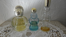 A. IMMEDIAT   FLACON AVON  De Collection   Lot De 3 Flacons - Fragrances