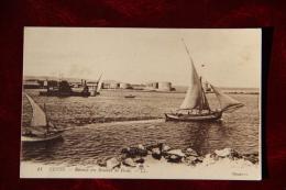 CETTE - Rentrée Des Bateaux De Pêche - Sete (Cette)