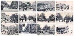 Lot De 75 Cartes CPA De TOULOUSE : Allées Rue Carrefour Place LAFAYETTE - Toutes Scannées - - Toulouse